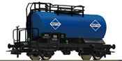 Austrian Tank Car Martha of the OBB