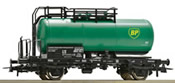 German Tank Car BP of the DB