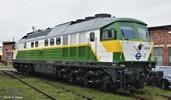 Hungarian Diesel Locomotive Rh 648 of the Gysev (DCC Sound Decoder)