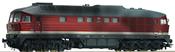 German Diesel Locomotive 132 285-8 of the DR (Sound Decoder)