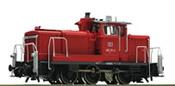 German Diesel Locomotive BR 365 of the DB AG