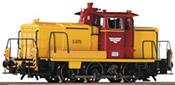 Norwegian Diesel Locomotive Di5 of the NSB
