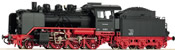 German Steam Locomotive Class 24 of the DB (DCC Sound Decoder)