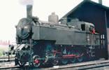 Austrian Steam Locomotive BR 93 of the ÖBB