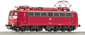 German Electric Locomotive Class BR 110.1 of the DB