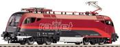 Electric Locomotive Rh 1116 RAILJET Sound