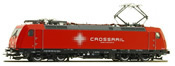 Electric locomotive BR 185.2, CrossRail