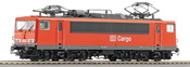 Electric locomotive BR 155 of DB AG