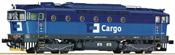 Diesel locomotive Rh 750, sound
