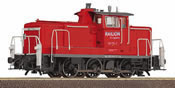 Diesel Locomotive Series 363