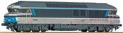 Diesel Locomotive CC 72000