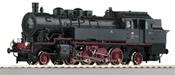 Polish Steam Locomotive TKt2 of the PKP