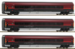 Austrian 3pc Railjet Add-On Set - AC