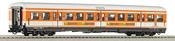 S -Bahn car 2nd class DB Jägermeister  #1
