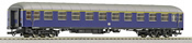 1st Class express coach of the DB