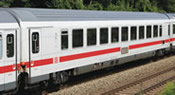 German 2nd Class Passenger Coach of the DB AG