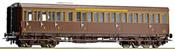 1st/2nd Class Passenger Carriage, FS
