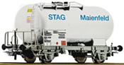 Swiss Tank Wagon STAG of the SBB