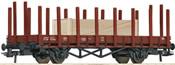 Swiss Stake Wagon of the SBB
