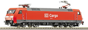 Electric Locomotive BR 152 DB-Cargo
