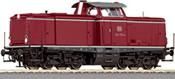 Diesel locomotive class 212 Limited Edition