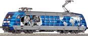 German Electric Locomotive Class 101 of the DB