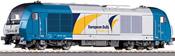 Austrian Diesel Locomotive Rh 2016