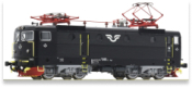 Swedish Electric Locomotive Rc3 of the SJ