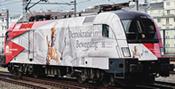 Austrian Electric Locomotive 1116 200