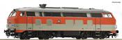 Diesel locomotive class 218.1