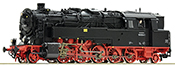 German Steam Locomotive Class 95 of the DR (DCC Sound Decoder)