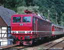 German Electric locomotive class 230 of the DR