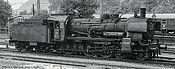 German Steam locomotive class 038 of the DR (DCC Sound Decoder)
