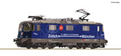 Swiss Electric locomotive 421 394-8 of the SBB (DCC Sound Decoder)