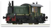 Dutch Diesel Locomotive Class 200/300 of the NS (DCC Sound Decoder)