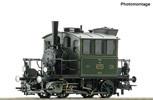 German Steam locomotive PtL 2/2 4512 of the KBayStsB (DCC Sound Decoder)