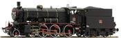 Museum steam locomotive 03 002 of the SŽ