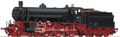 German Steam Locomotive series 38.41 of the DRB