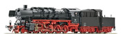 German Steam Locomotive BR 051 of the DB