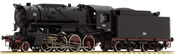 Italian Steam Locomotive Gruppo 736 of the FS (DCC Sound Decoder)