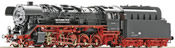 German Steam Locomotive BR44 9116 coal dus of the DR