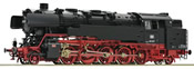 German Steam Locomotive BR 85 007 of the DB (Sound+Steam)