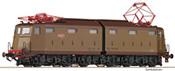 Italian Electric Locomotive Series E.636 of the FS