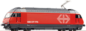 Roco 72396 Electric locomotive Re 460, SBB