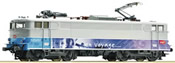 "Electric locomotive BB 25200 in ""en voyage"", SNCF w/sound"