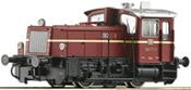 German Diesel Locomotive series 333 of the DB