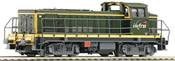 French Diesel Locomotive Series BB 63000 of the SNCF (DCC Decoder)