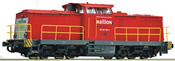 Diesel locomotive S 204, sound