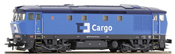 Diesel locomotive 751, CD Cargo w/sound