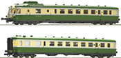 French Diesel Multiple Unit X 2720/XR 7700 of the SNCF (DCC Sound Decoder)